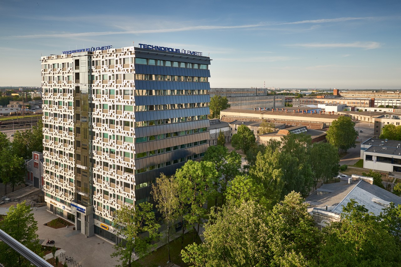 Pedab's office in Estonia